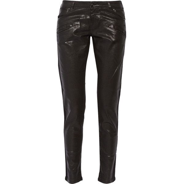 Sale How Much Pierre Balmain Woman Mid-rise Bootcut Jeans Dark Green Size 25 Balmain Outlet Sale Factory Outlet Discount Cheapest A6MTjd