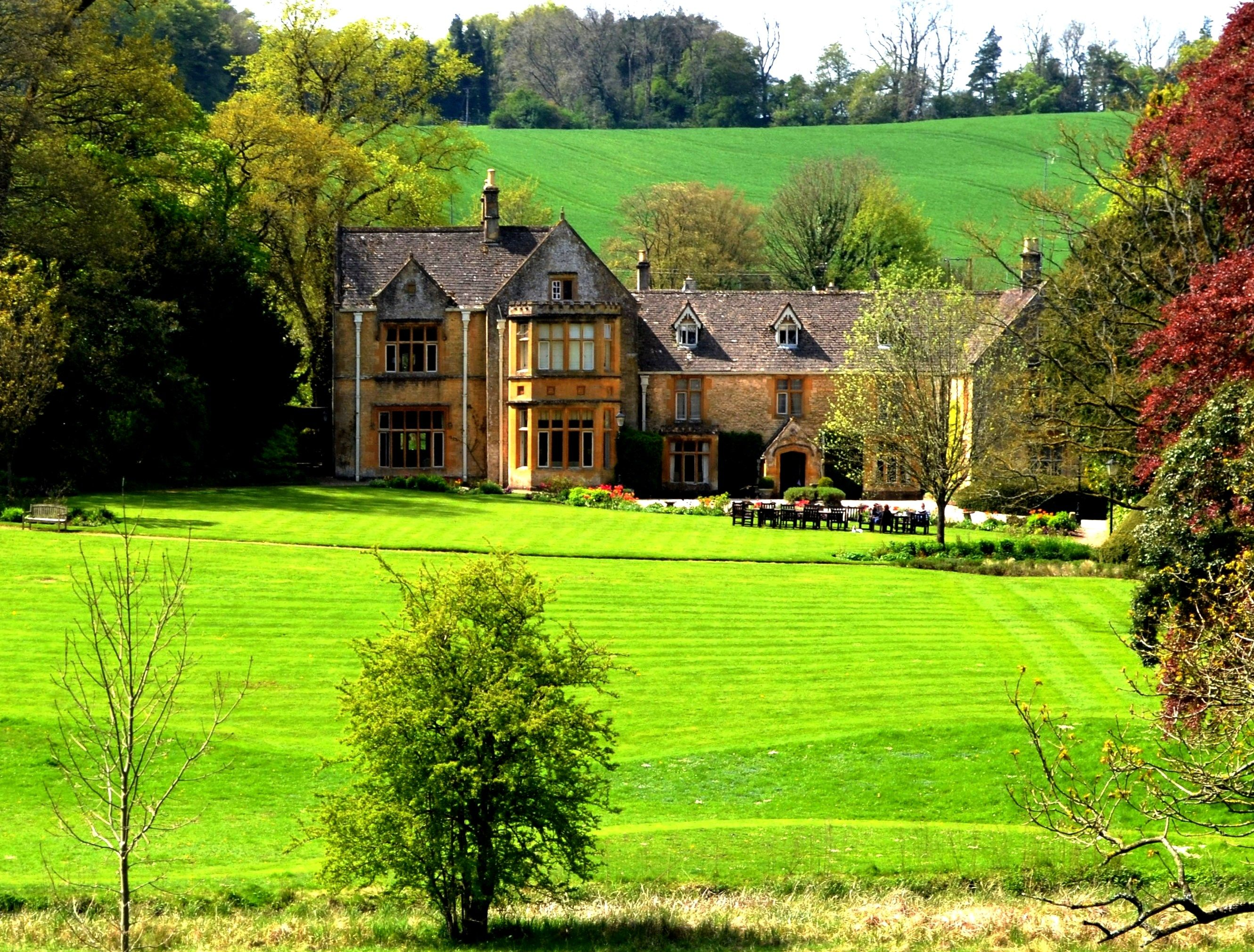 Upper Slaughter Manor, The Slaughters UK