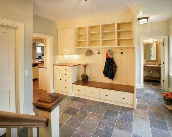 décoration entrée maison interieur | Entrée | Mudroom, Locker ...