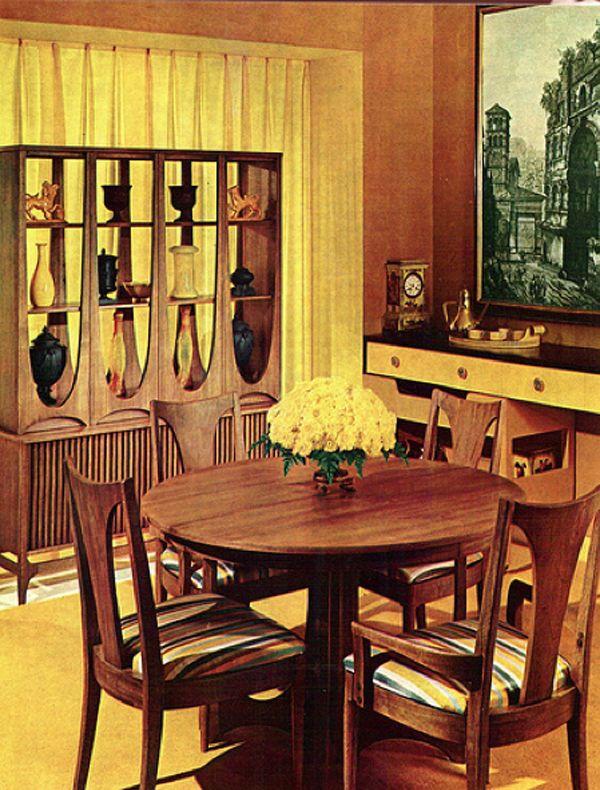 An A Z Guide To 70s Decor 70s Decor Retro Interior Cool House