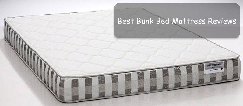 Best Bunk Bed Mattress Reviews
