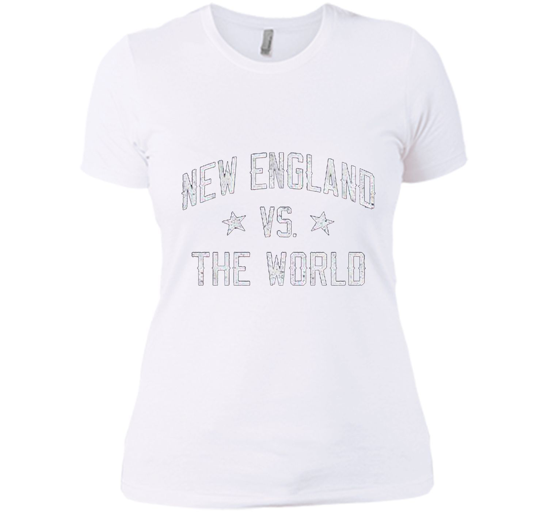 ShirtWerks New England vs The World T-Shirt