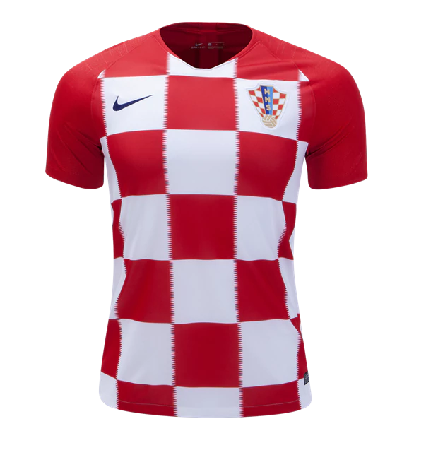 bf27aa07b9328 CAMISETA CROATIA 1ª EQUIPACIÓN 2018  croatia  shirts  shorts  football