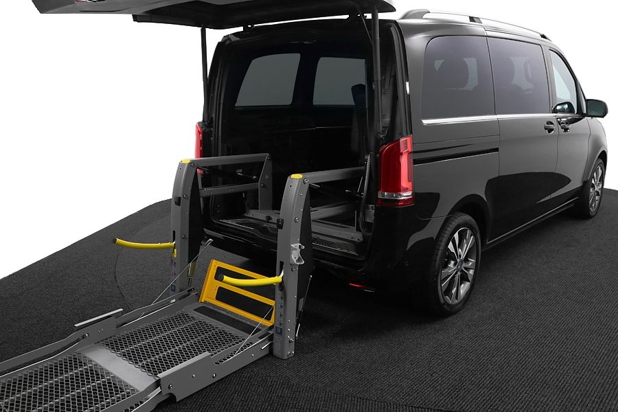 Luxury wheelchair accessible vehicles for sale
