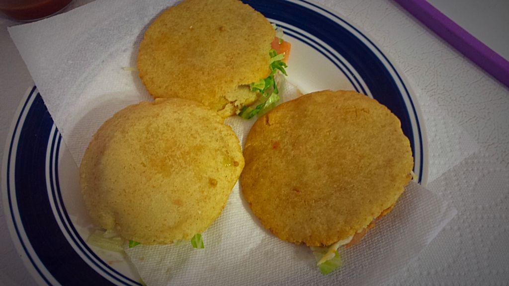 Gorditas De Maiz Hechas En Casa #comida #gorditas #maiz #maseca #comida #cocina #cocinamas #cocinamasconsandy #fooid #mexicanfood #comidamexicana