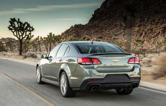 2019 Chevrolet Sedan Ss For At Westside A Houston Based Car Dealership