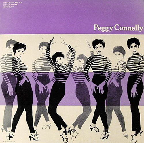 jazz peggy connelly bethlehem records
