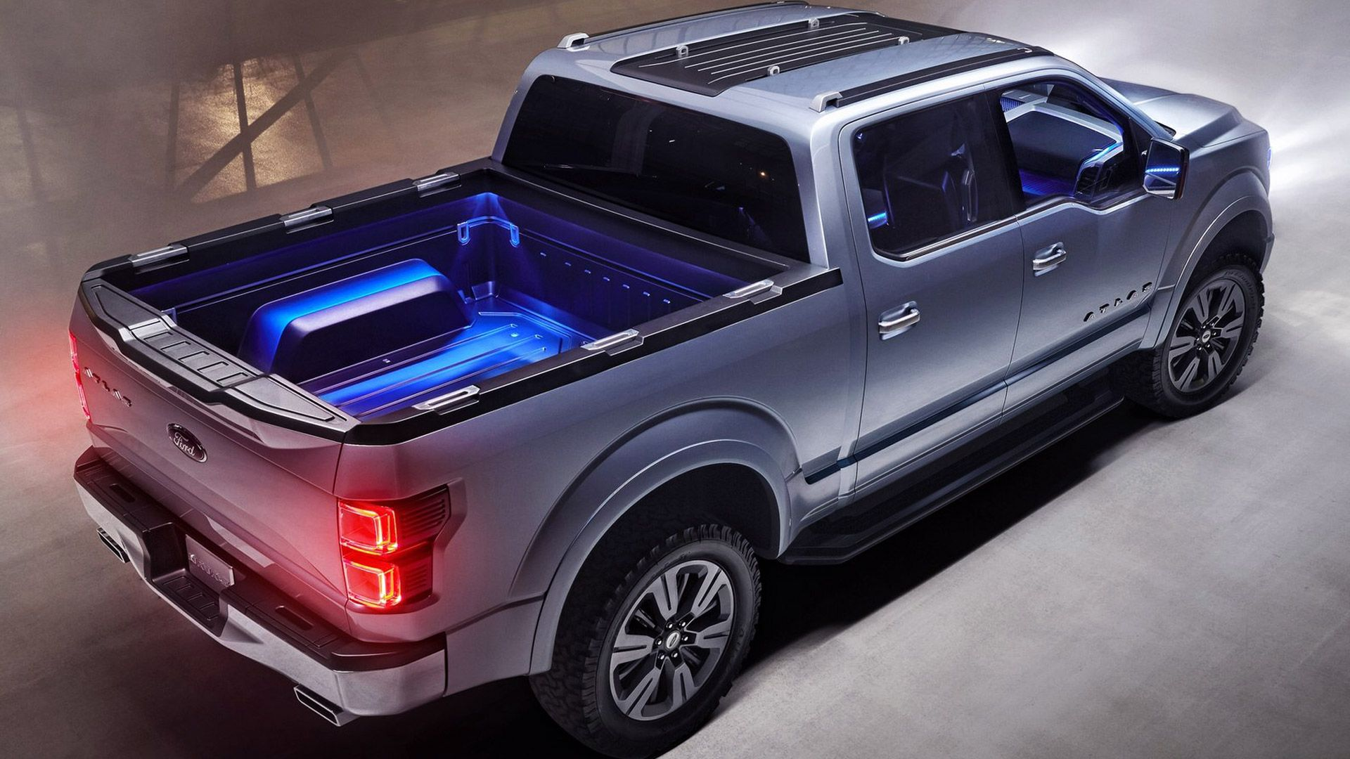 2013 ford atlas concept truck