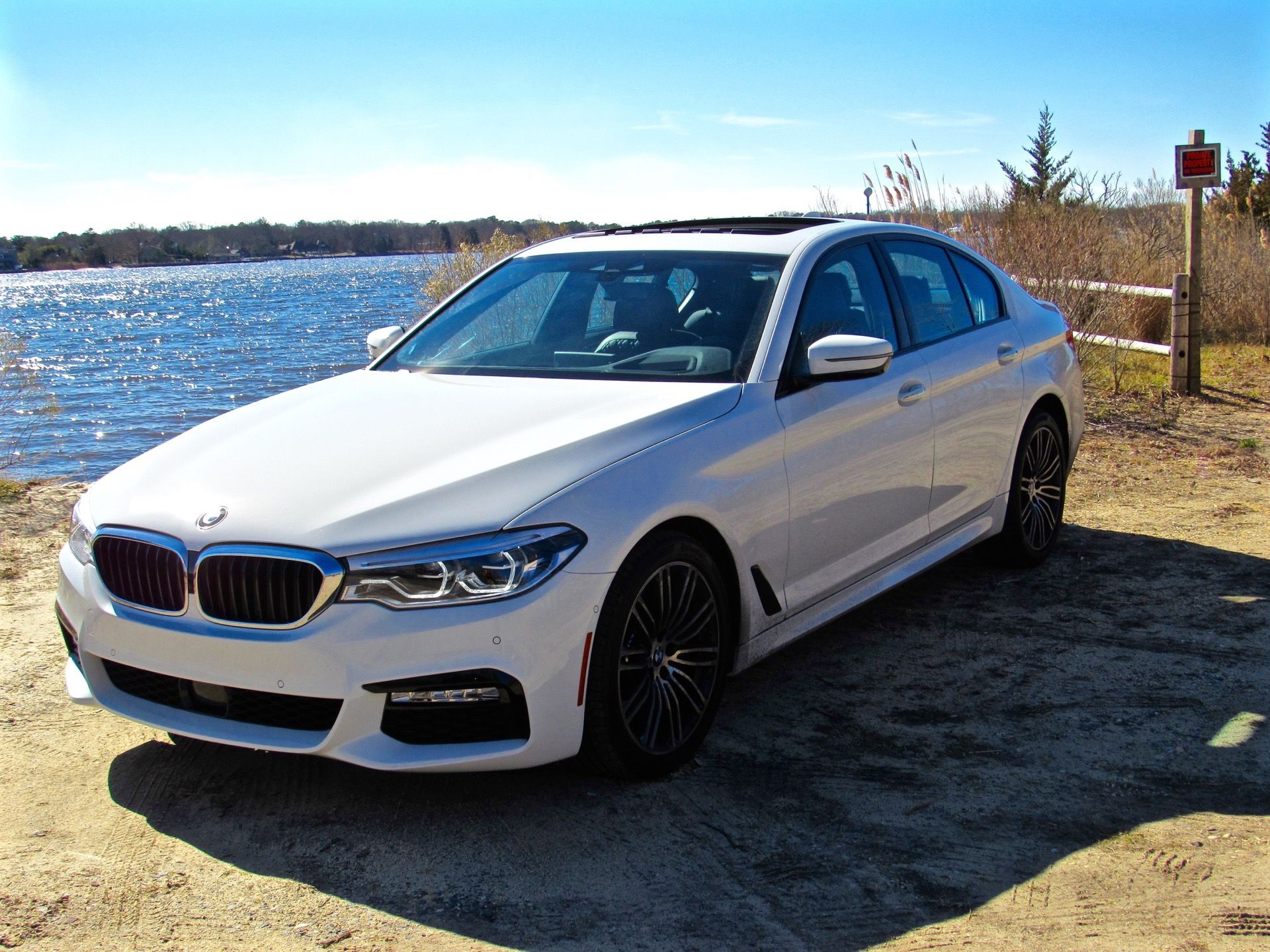 Video Bmw 530i M Sport Sdrive Review With Images 2017 Bmw