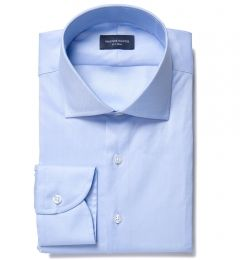 Light Blue Extra Wrinkle-Resistant Twill