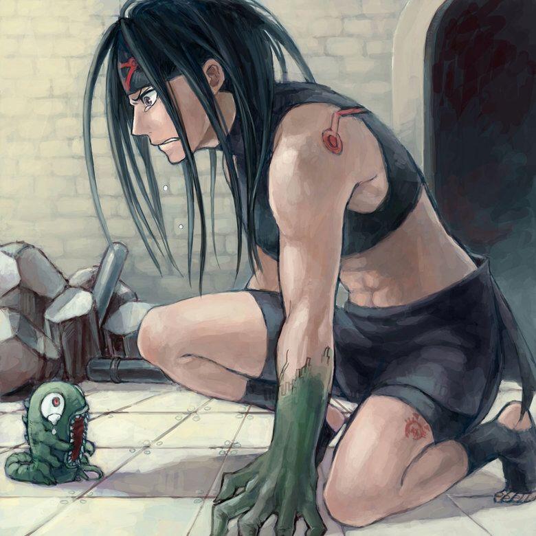 Artist: Mukuo | Fullmetal Alchemist | Envy