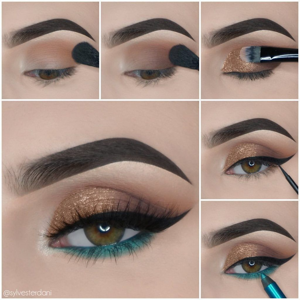 Easy Eyeshadow Makeup Tutorials for Everyday Look