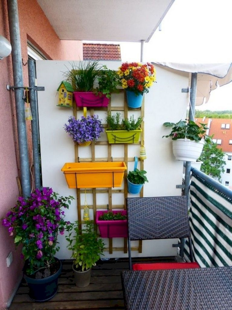 Sit Out Balcony Images On Pinterest: 33+ Cozy And Refreshing Spring Balcony Decor Ideas