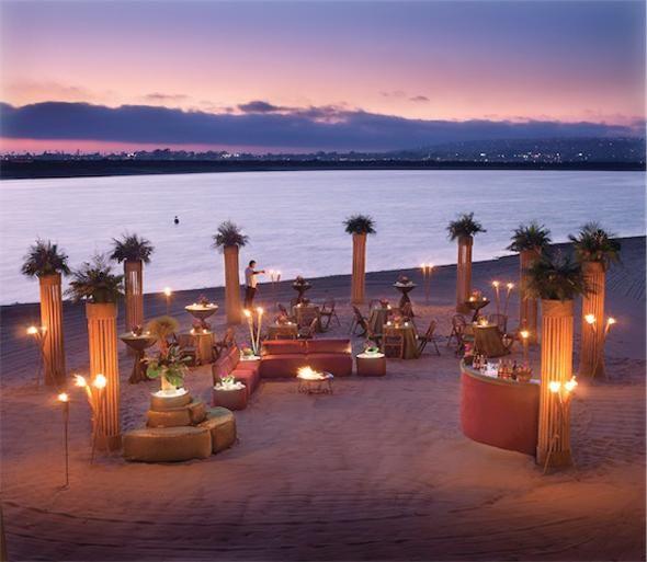 10 Luxury Beach Vacations | Beach wedding locations ...