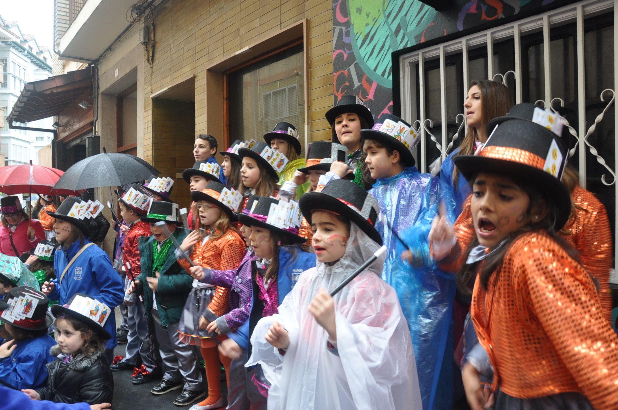Día Grande 14/02: Chiquiteo y Actuación de las Murgas: Los Notas