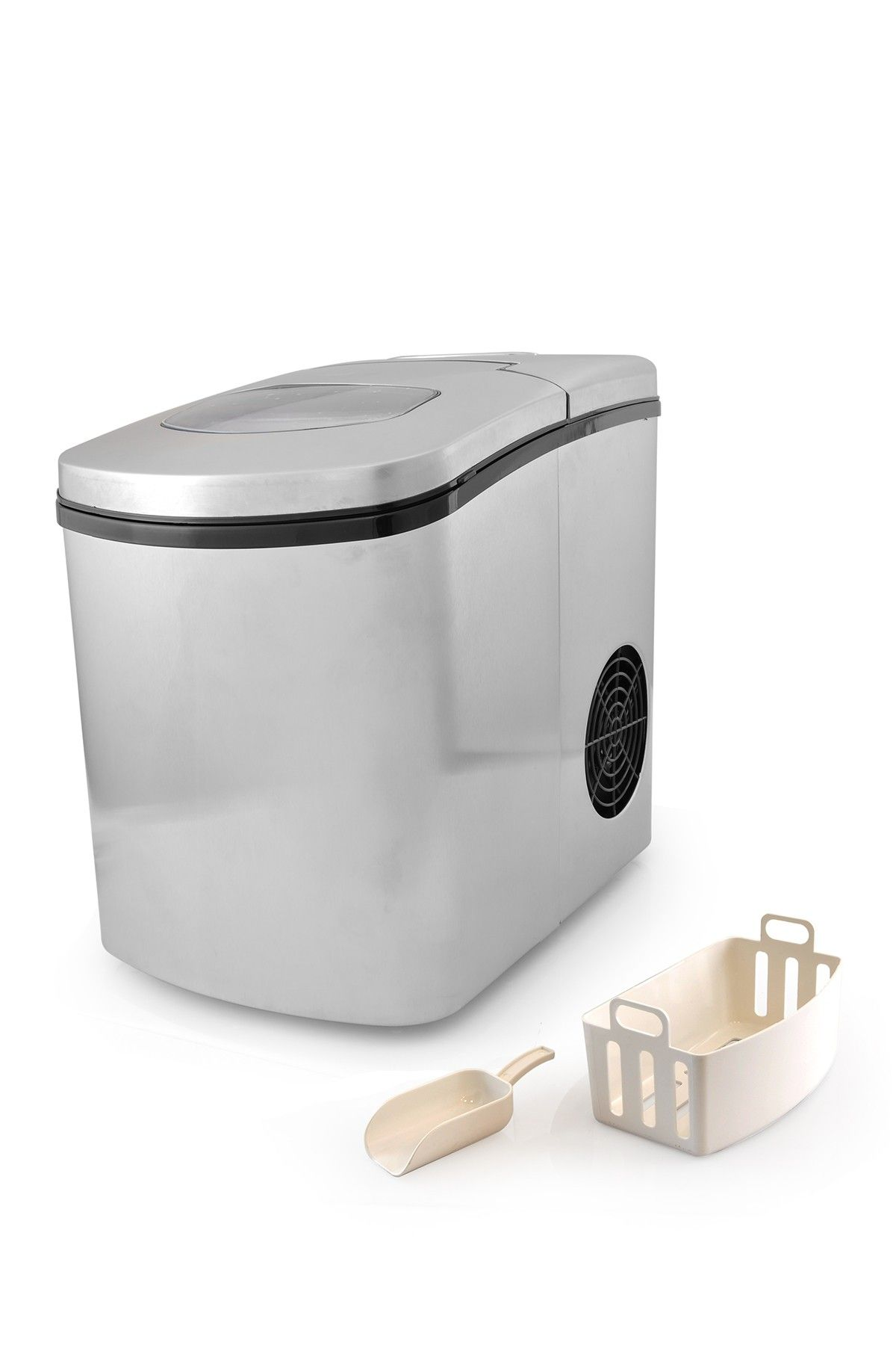 Nutrichef Countertop Ice Cube Maker Countertops Cube Bed Bath
