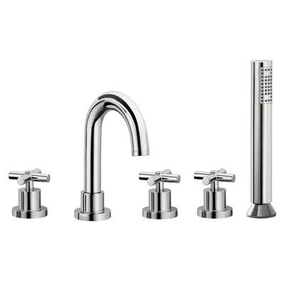 Andolini Home Design Sorrento 3 Deck Mounted Roman Tub Faucet