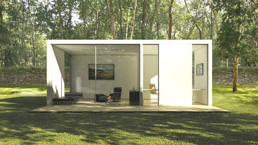 Small Zero Carbon, Prefabricated Dwelle.ings From The UK | Prefab House  Design | Pinterest | Prefab, Tiny Houses And Building