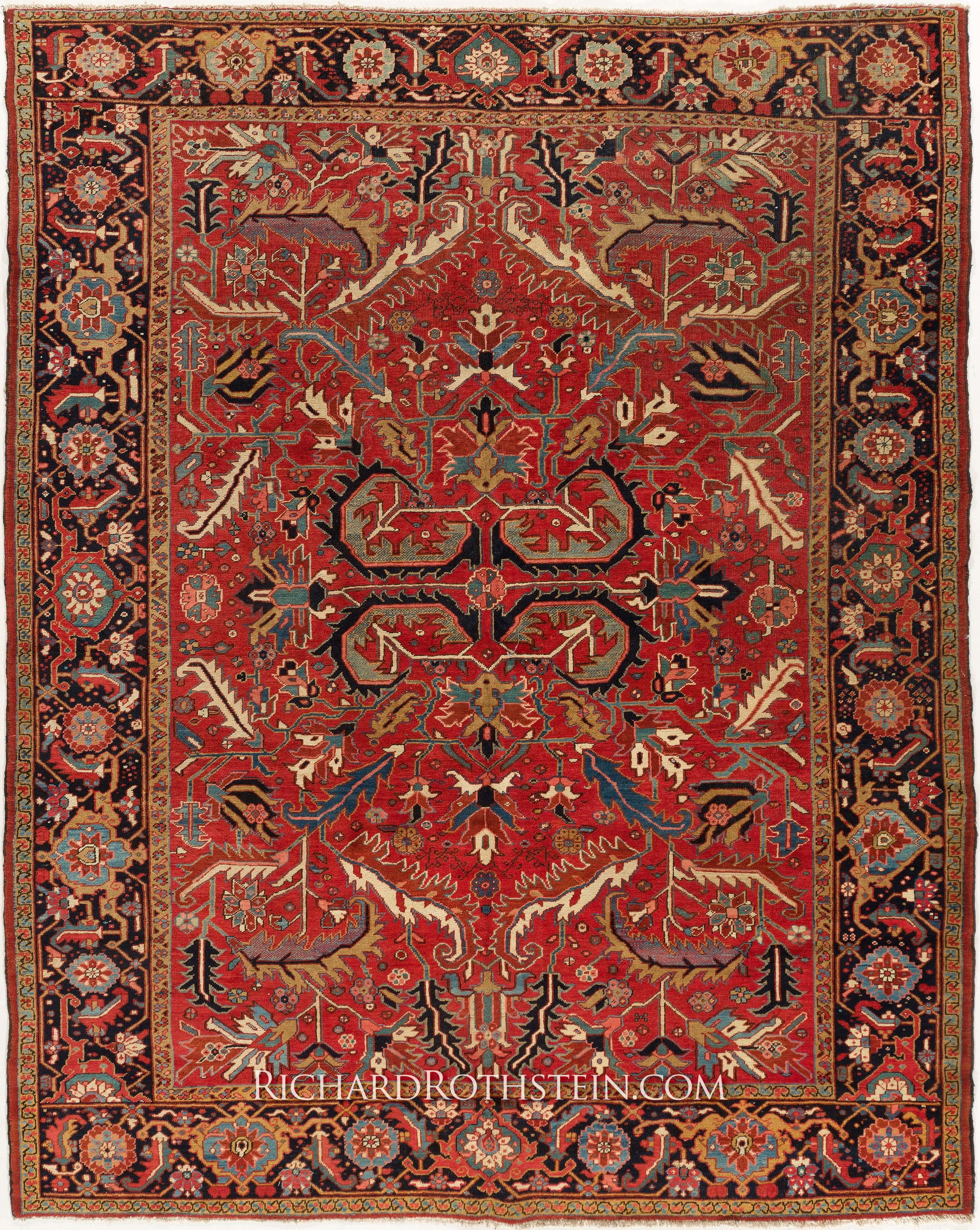 Antique Persian Rugs Google Search Black And White In