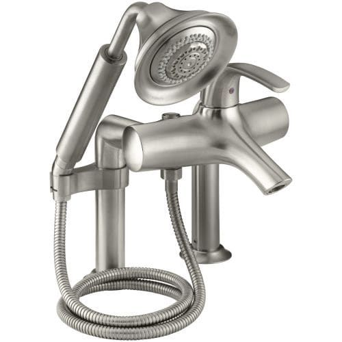 Kohler K 18486 4 Single Handle Roman Tub Faucet With Metal Lever