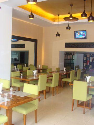 Trailfinders 2nd itinerary - East Hotel - Yangon