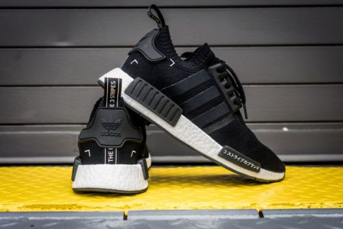 354379d18 ADIDAS-NMD-R1-PK-JAPAN-US-UK-6-7-8-9-10-11-12-PRIMEKNIT-BLACK-S81847-S81847