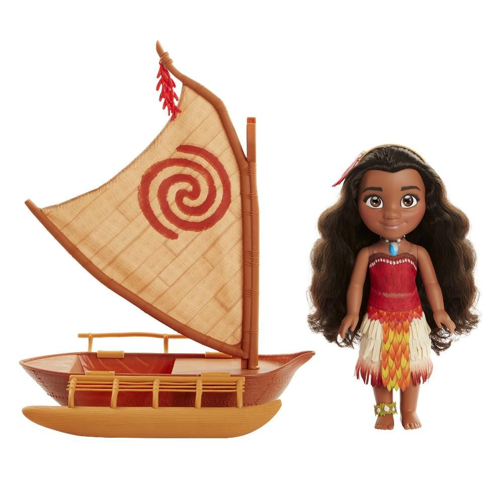 Image result for moana boat