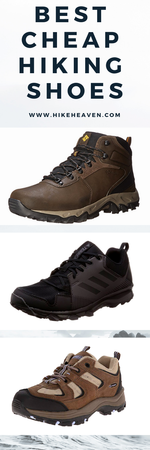 The best cheap hiking shoes. Perfect