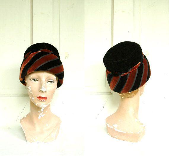 vintage womens hats  1d6ce753a654