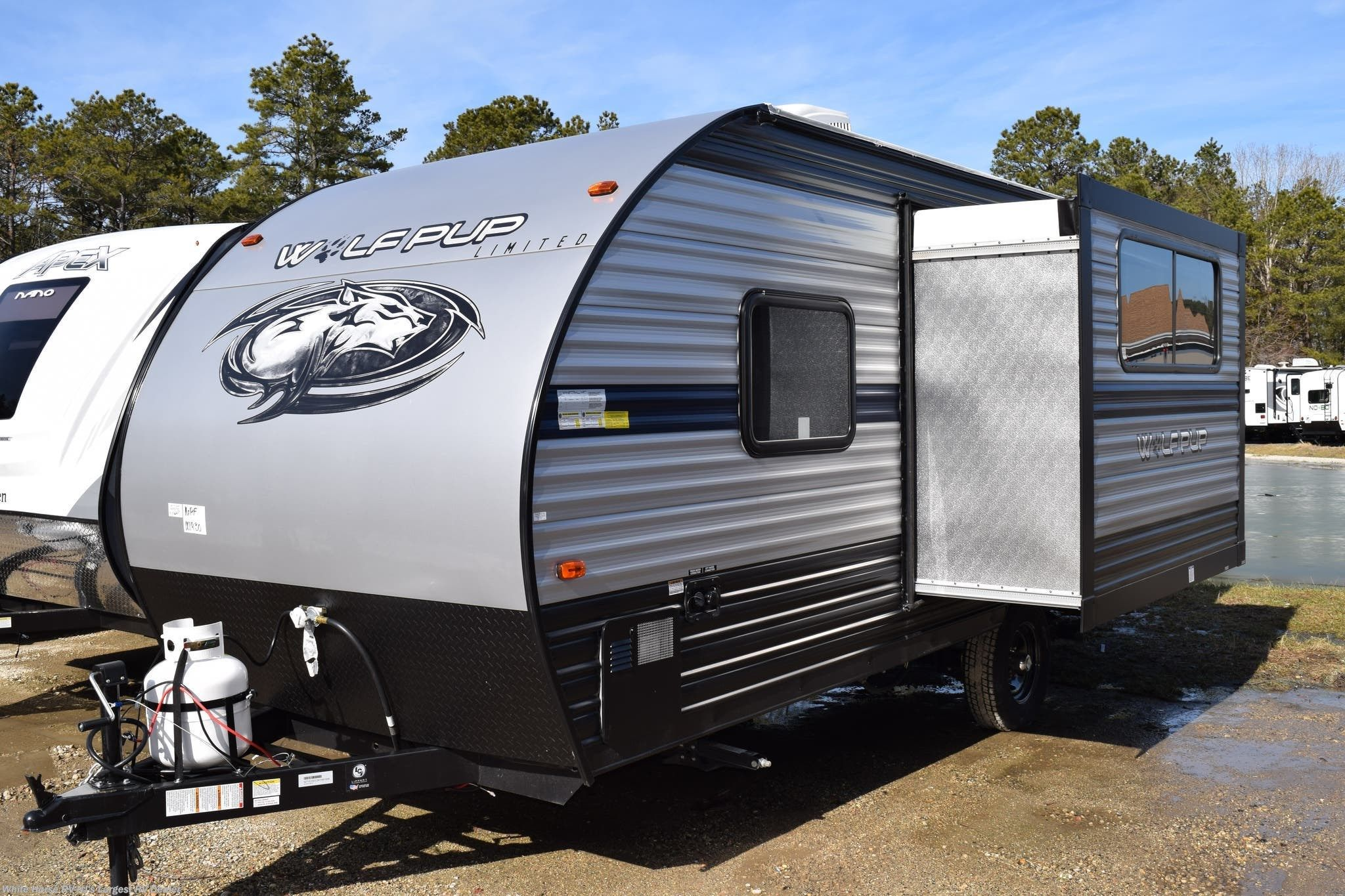 2020 Forest River Cherokee Wolf Pup 16pf On Rvusa Travel