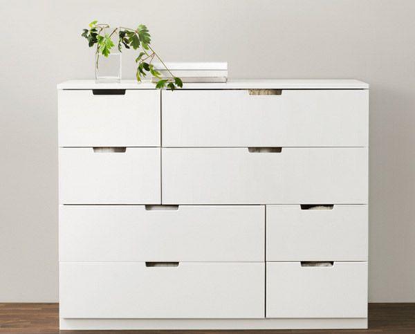 Cassettiera IKEA modulabile Nordli | Cassettiera, Idee ikea ...