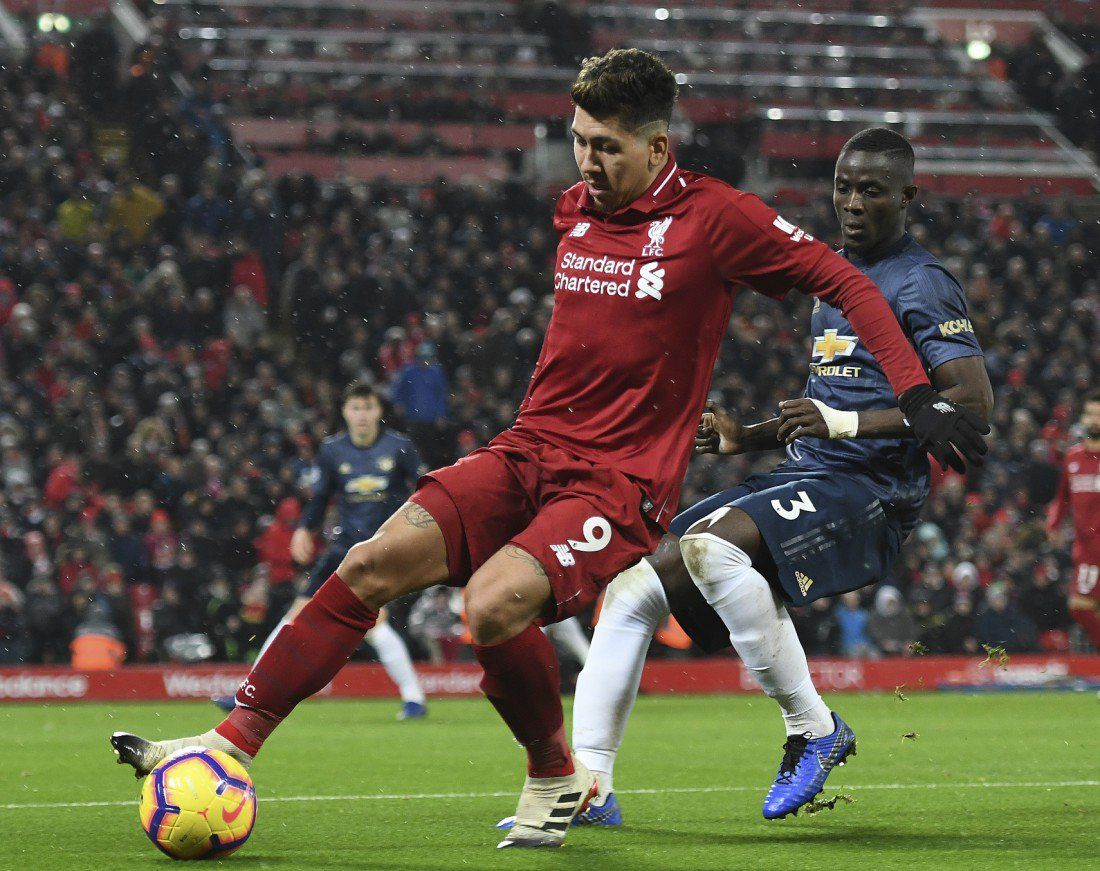 Latest Football News Firmino Reveals The Month Liverpool Must