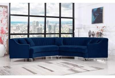 Excellent Everly Quinn Kempst Symmetrical Sectional Wayfair Inzonedesignstudio Interior Chair Design Inzonedesignstudiocom