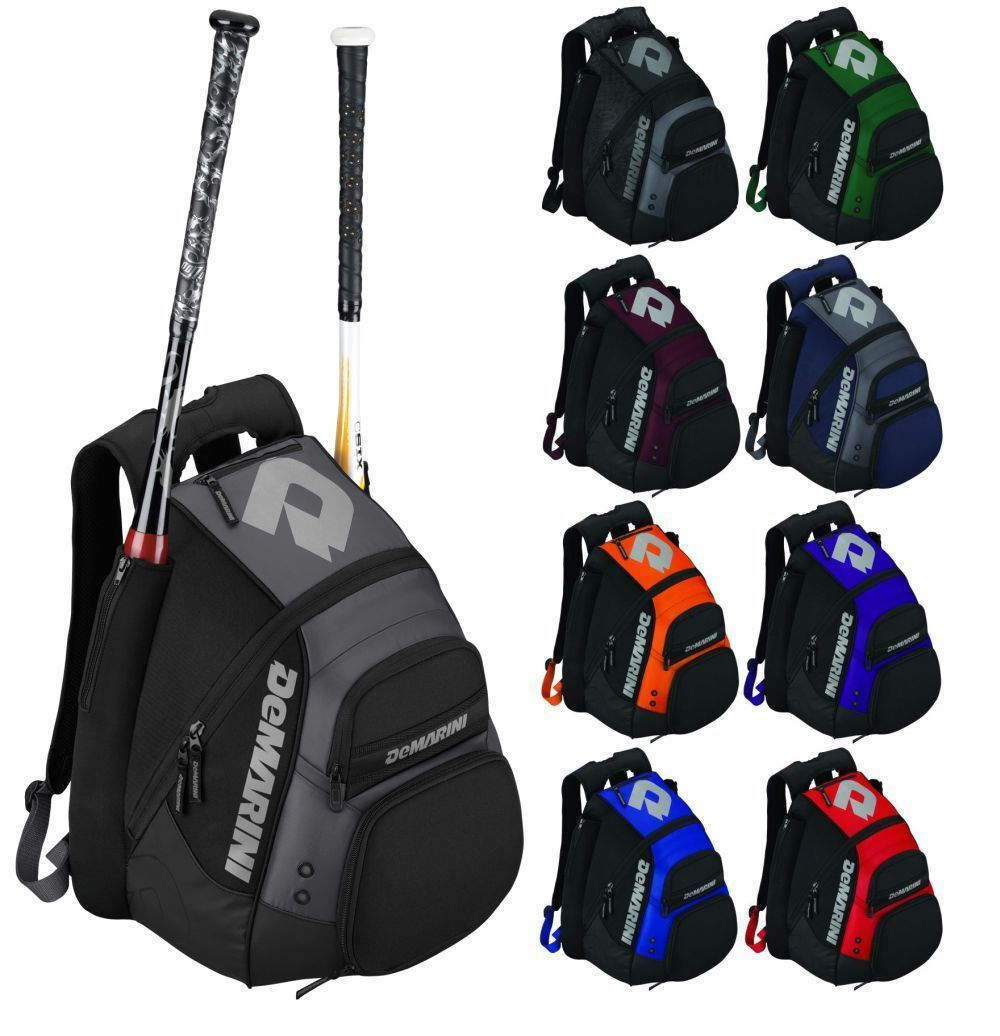 fd4c0fcd0750 Other Baseball and Softball Bats 181316  Demarini Voodoo Paradox Baseball Softball  Batpack Backpack Equipment Bag Wtd9101 BUY IT NOW ONLY   54.88