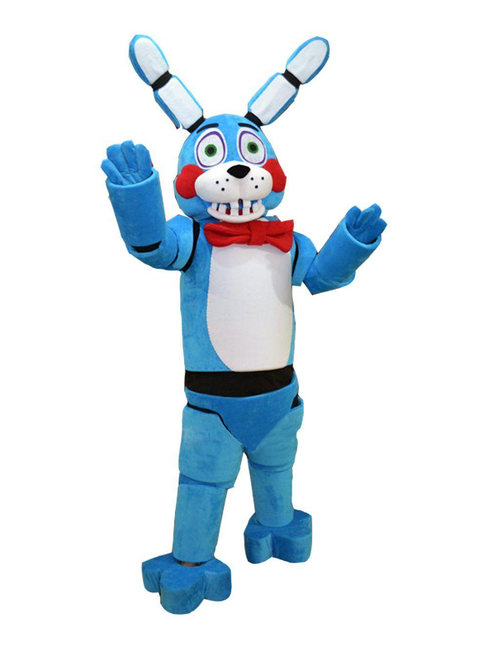 Fnaf bonnie costume for sale - Amazon Com Fnaf Toy Bonnie Mascot Costume Clothing