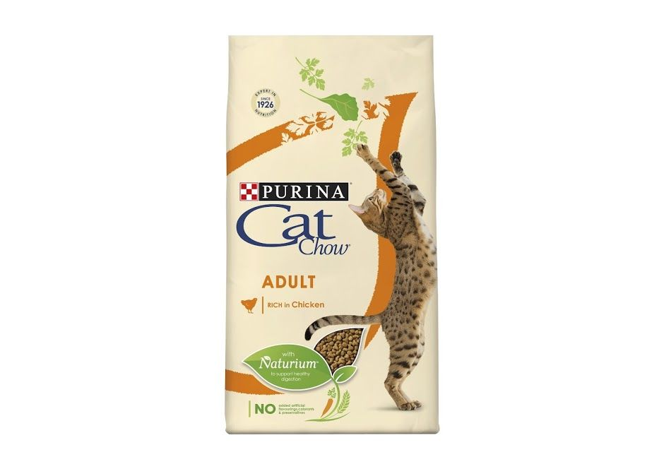Purina Cat Chow Best Cat Food Chow Chow Cats