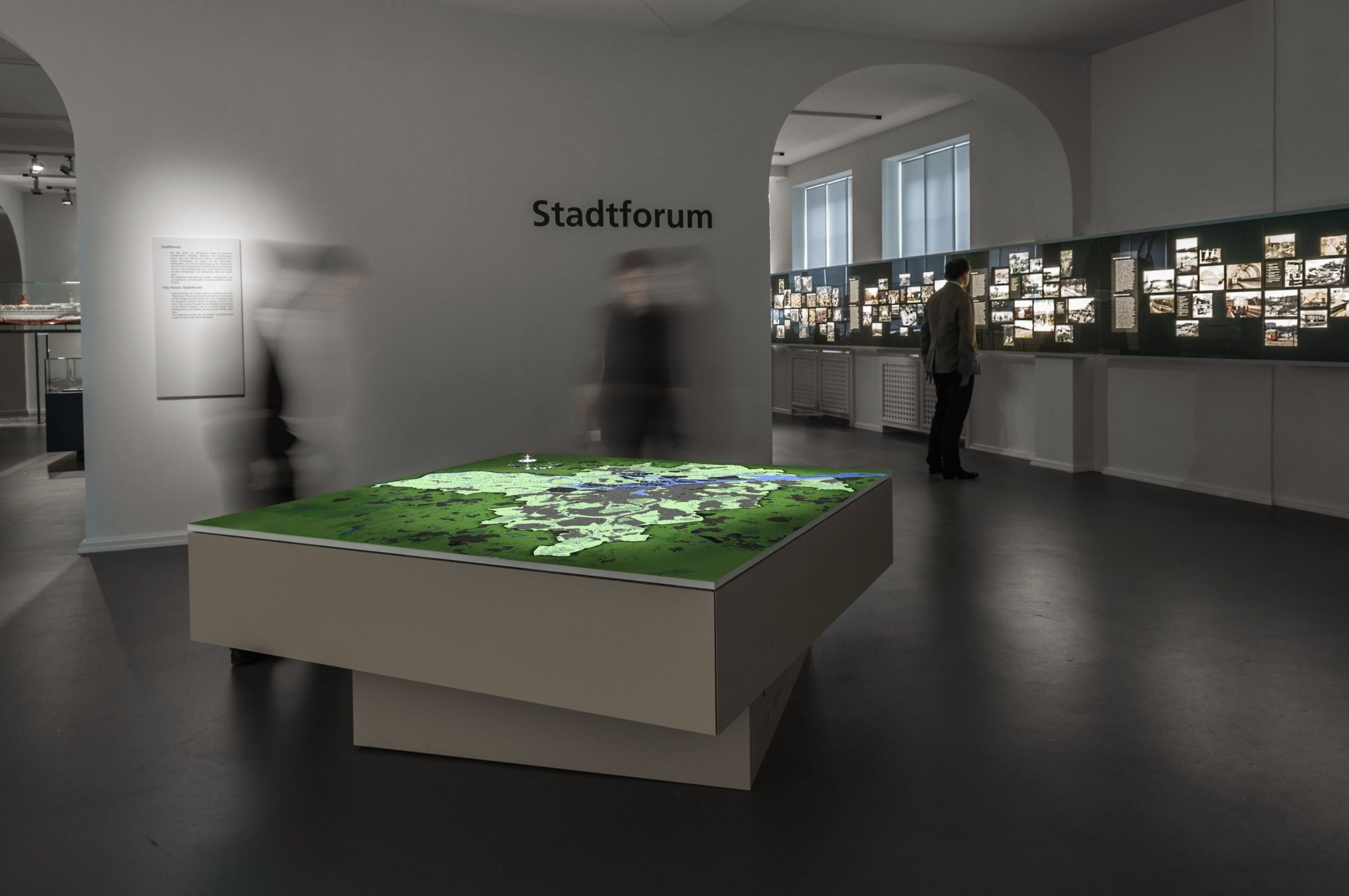 Interactive Exhibition Design Museum
