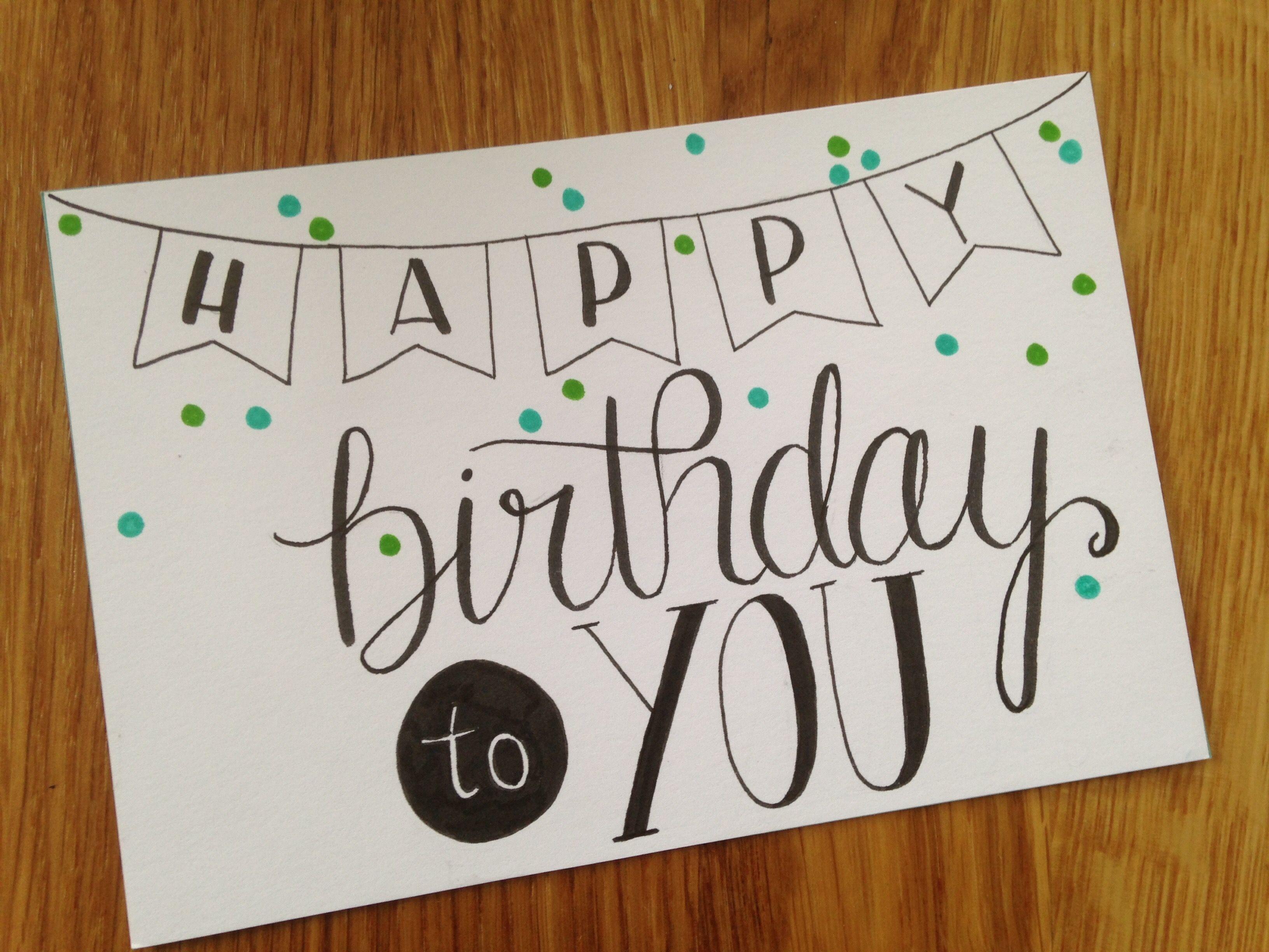 Best and Creative Birthday Card Ideas BirthdayCard