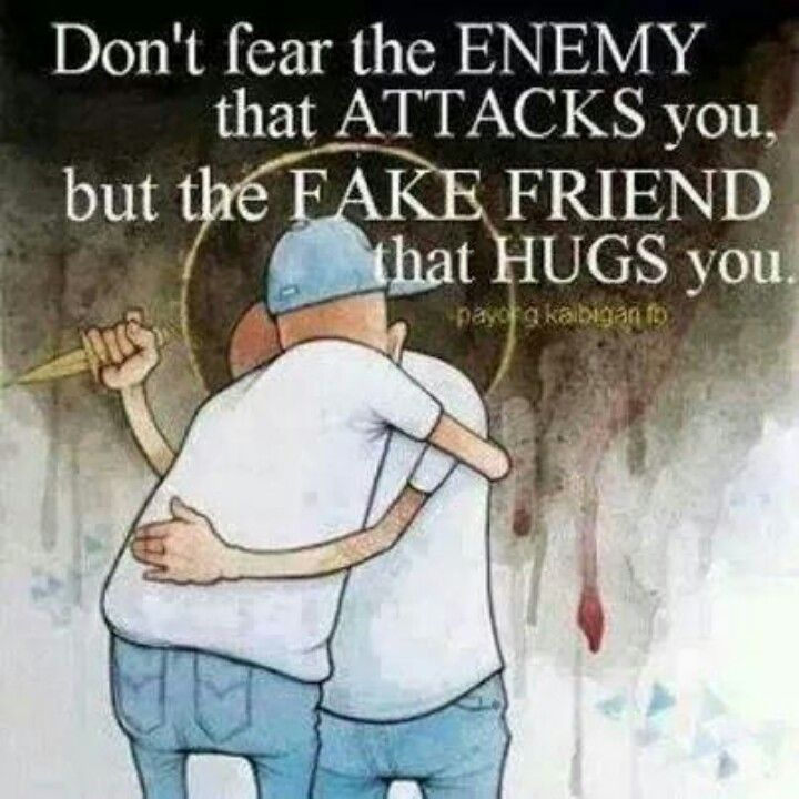 Beware The Fake Friends Friends Quotes Bad Friends Fake Friends
