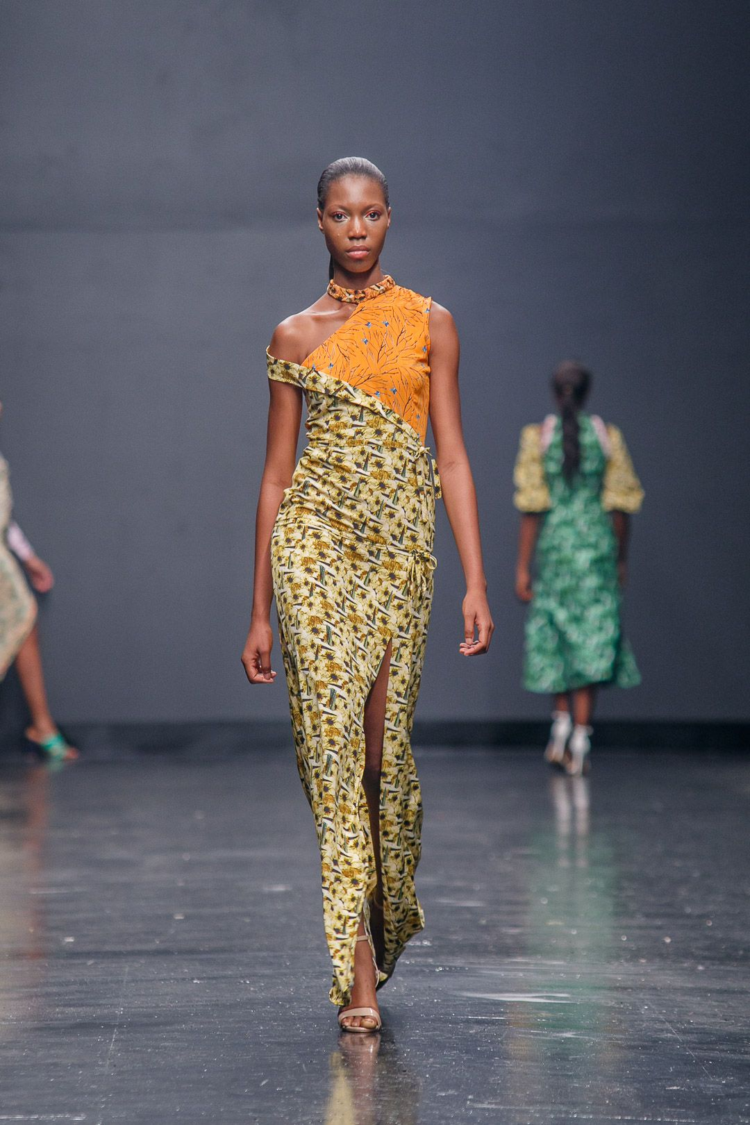 Lagos Fashion Week 2018 Lisa Folawiyo Bn Style In 2020 Fashion African Fashion Week Fashion Week