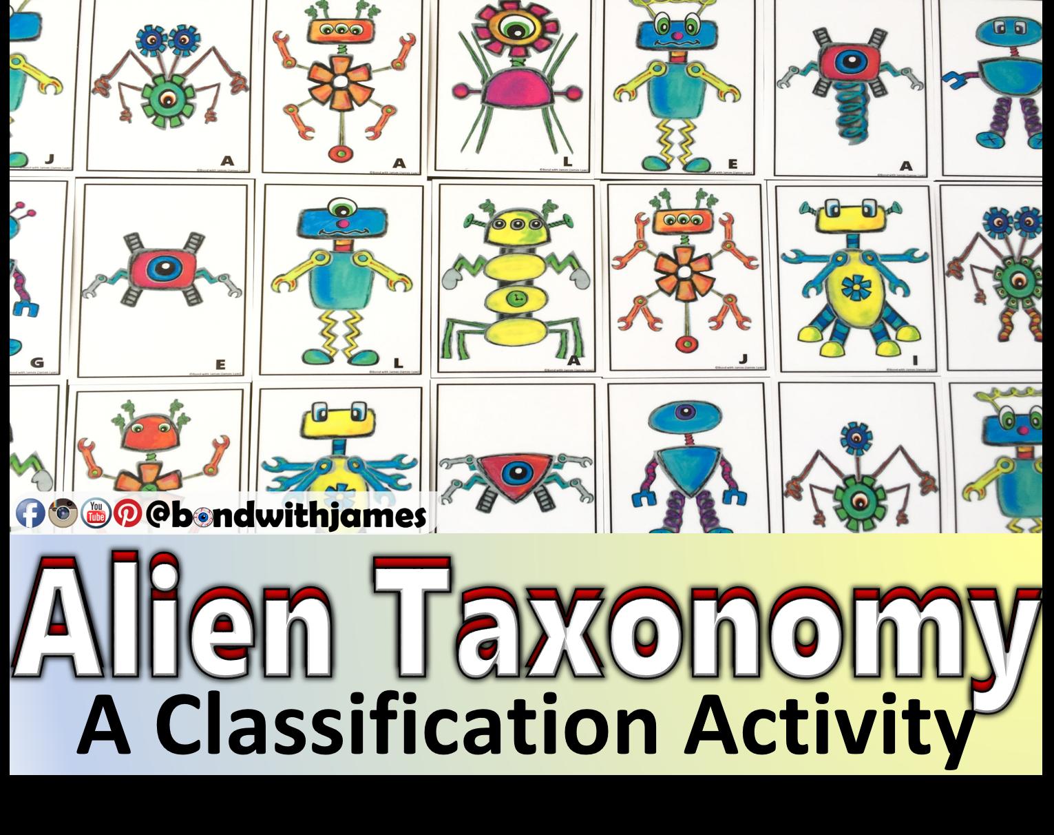 Alien Taxonomy