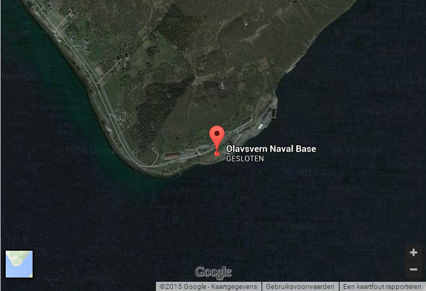 The Secret Submarine Base Norway Accidentally Handed to