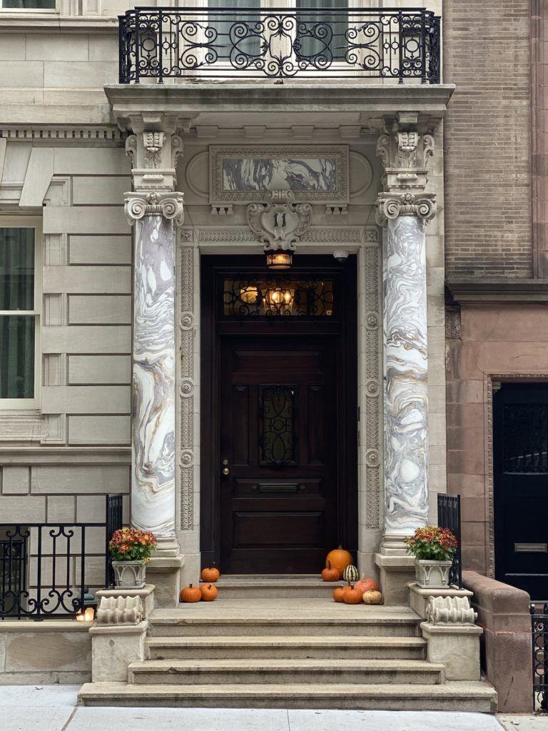 Habitually Chic® » October in New York Seasonal decor