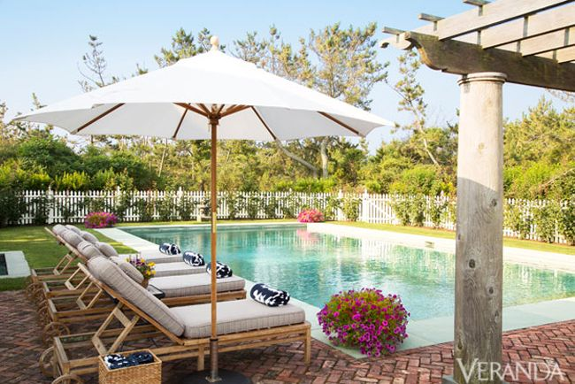 Home and event styling for Pool area ideas