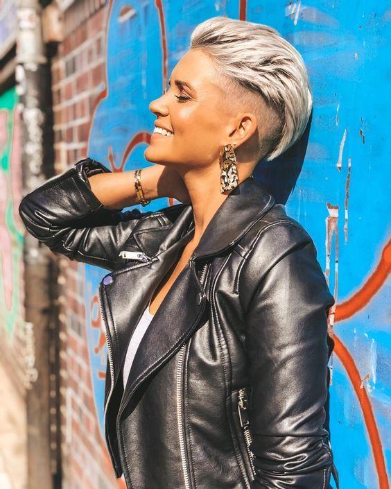 25 Short Undercut Hairstyles for Women – Bafbouf