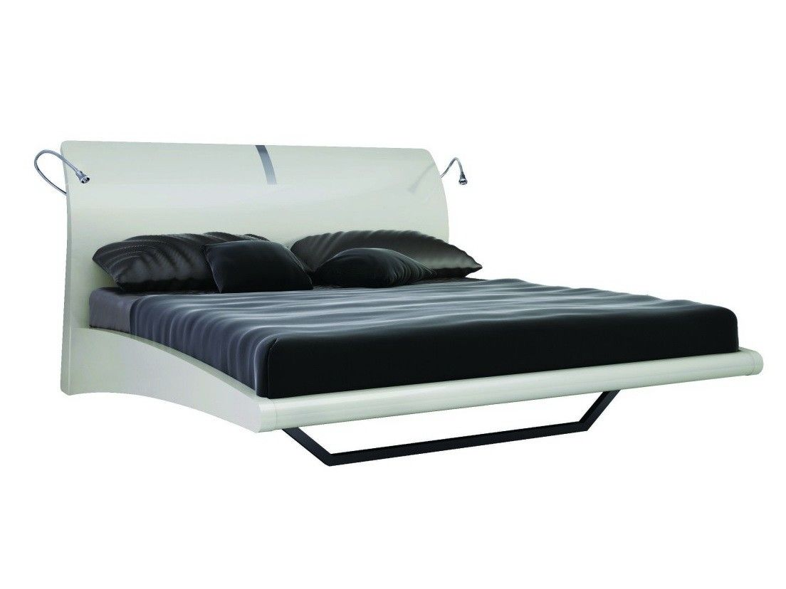 creative elegance furniture. Creative Furniture Moonlight Bed - The Captures Essence Of A Minimalist, Yet With Touches Elegance Not Seen Until Now.
