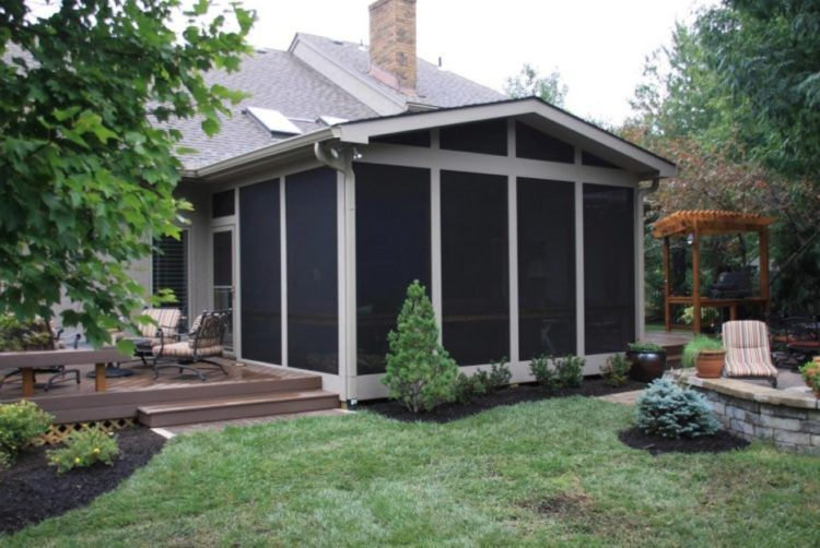 Screened In Porch Ideas with Stunning Design Concept Amazing Home