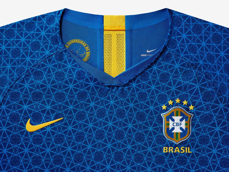 Camisas Nike de Brasil Mundial Femenino 2019 Todo Sobre
