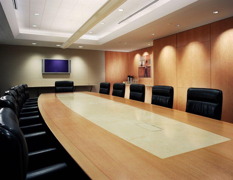 School conference room decor