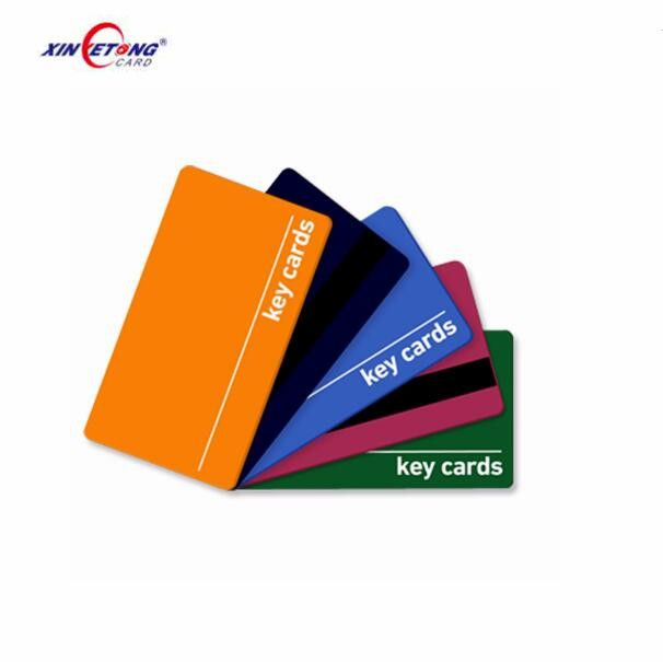 Personalized Id Rfid Smart Chip Card Pvc Em Proximity Card With